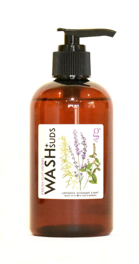 Lavender Rosemary & Mint Hand & Body Wash