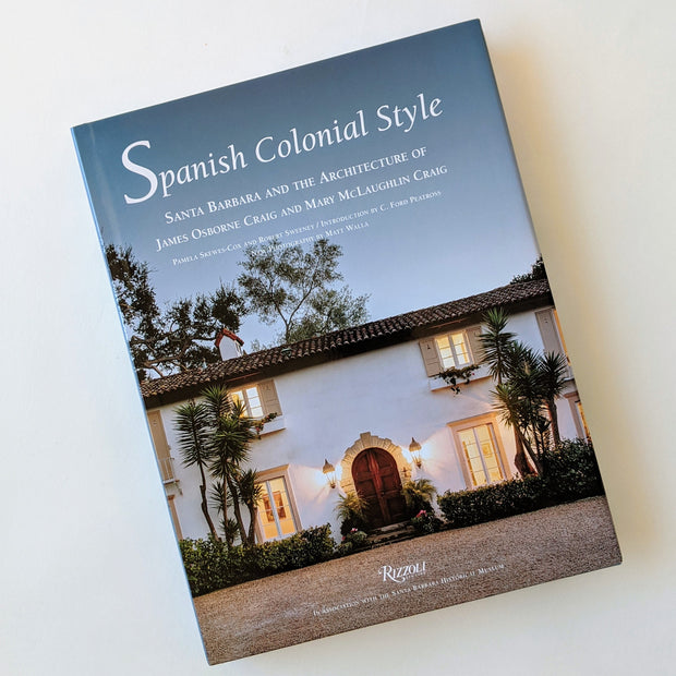 Spanish Colonial Style Book
