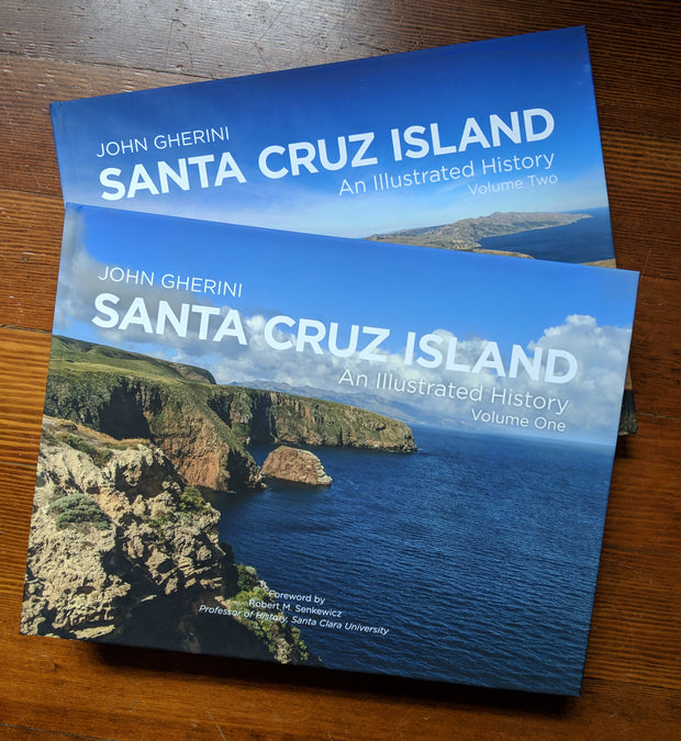 Santa Cruz Island: An Illustrated History