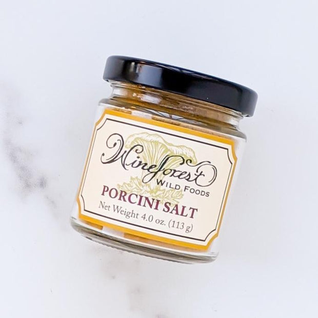 Porcini Culinary Salt