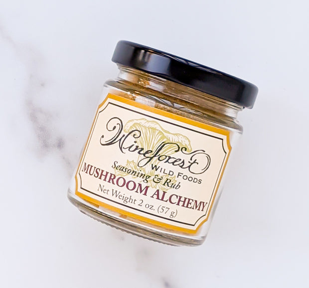 Mushroom Alchemy Seasoning & Rub