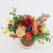Joyful Seasonal Flowers - Full
