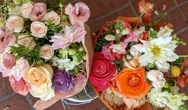 A Season of Flowers > 3 months of Flower Deliveries