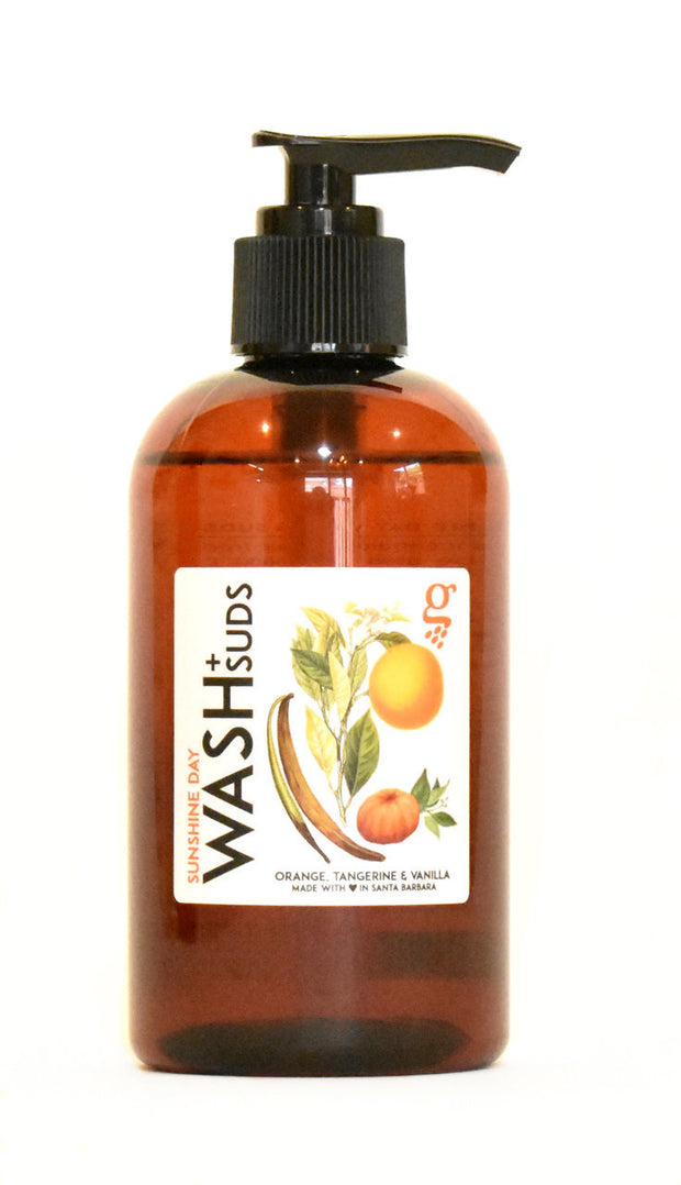 Orange, Tangerine & Vanilla Hand & Body Wash