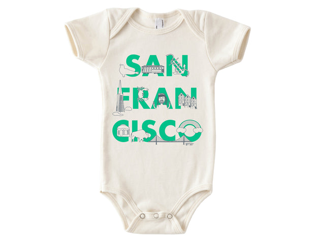 San Francisco Onesie