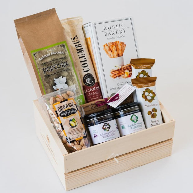 Gourmet Appetizer Gift Crate