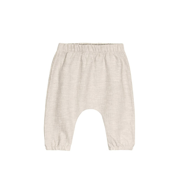 Wheat Woven Baby Pant