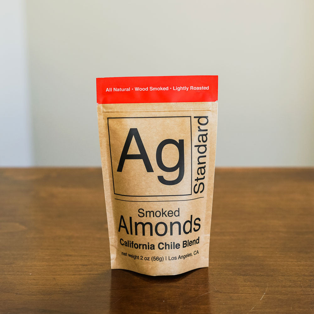 California Chile Almonds Snacks and Candies - Ag Standard, The Santa Barbara Company
