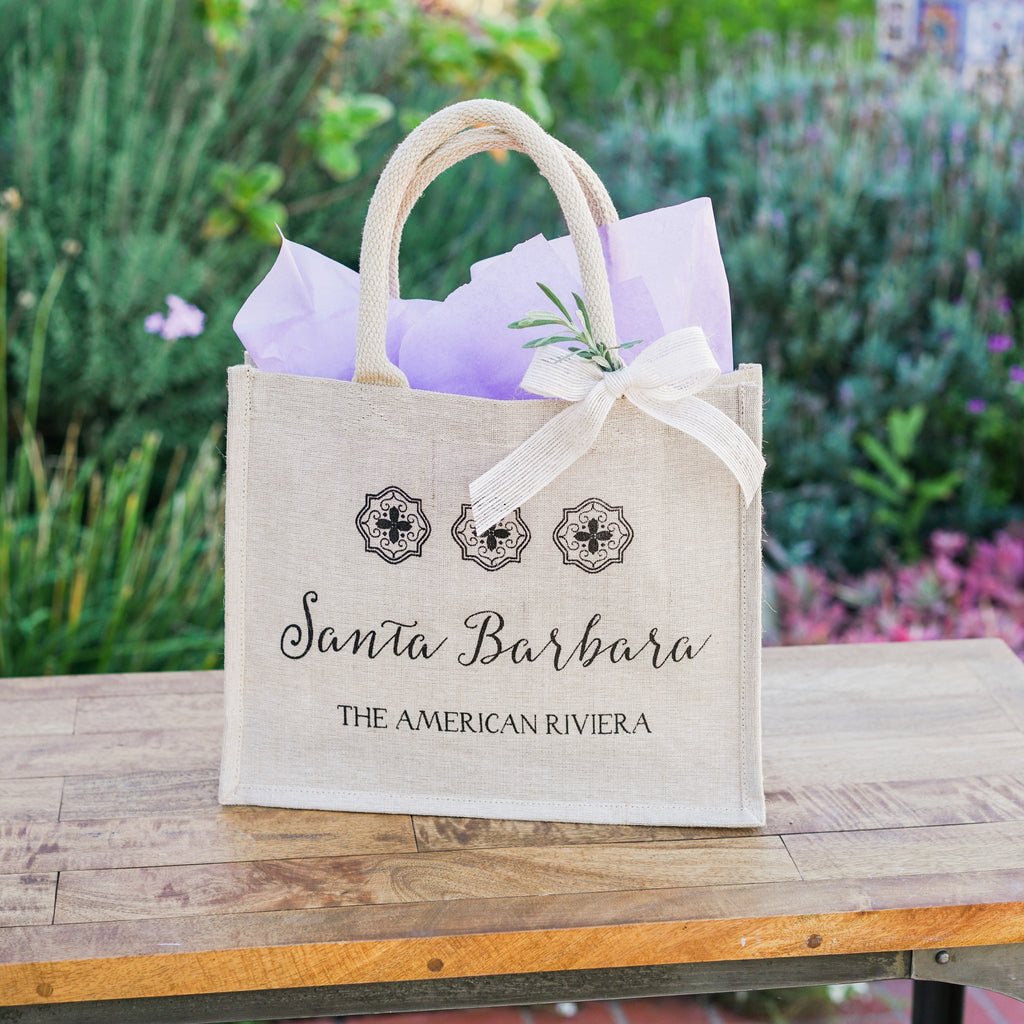 Create Your Own Gift Tote! Gifts - Assorted/Gifts, The Santa Barbara Company - 4
