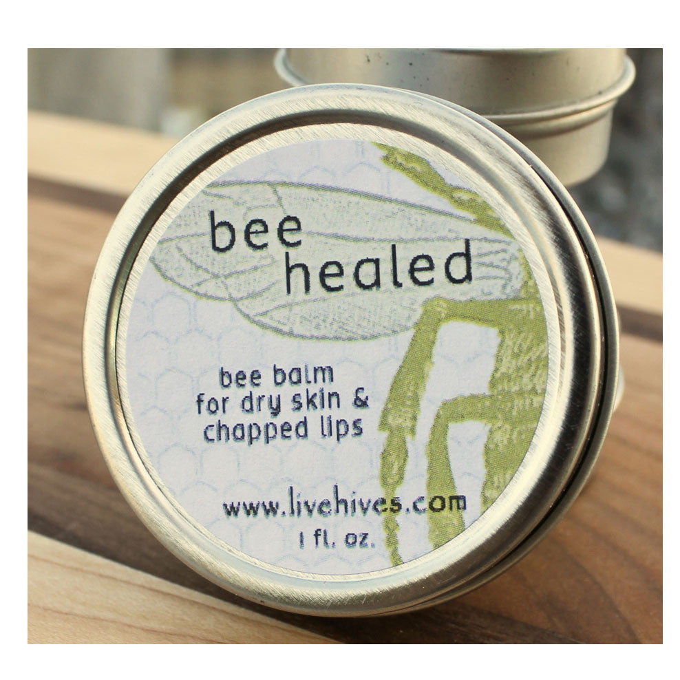 Bee Healed Balm Face and Lips - Live Hives, The Santa Barbara Company