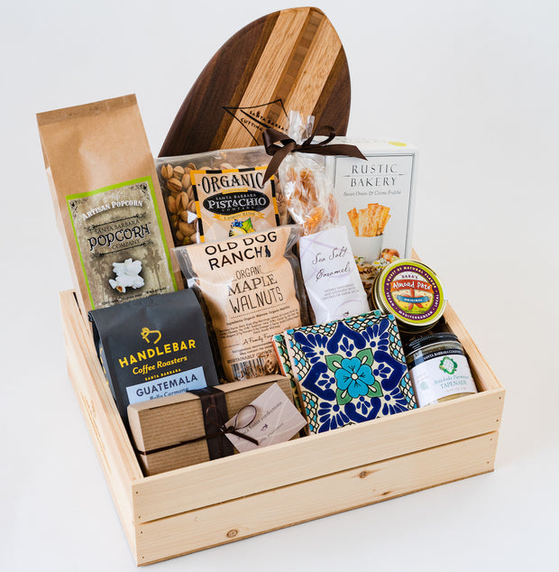 Bella Vista Gift Basket