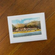 Four Seasons Biltmore Santa Barbara Note Cards Santa Barbara Note Cards - Found Image, The Santa Barbara Company - 1