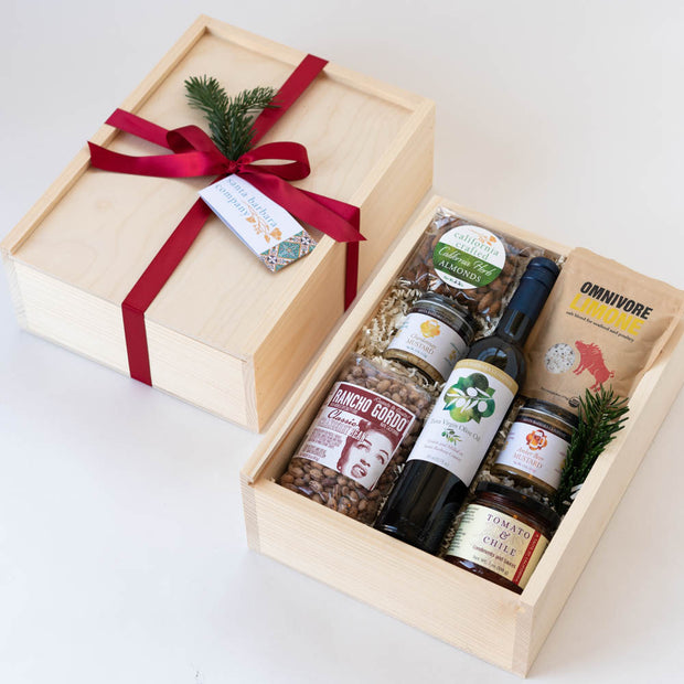 California Gourmet Gift Box