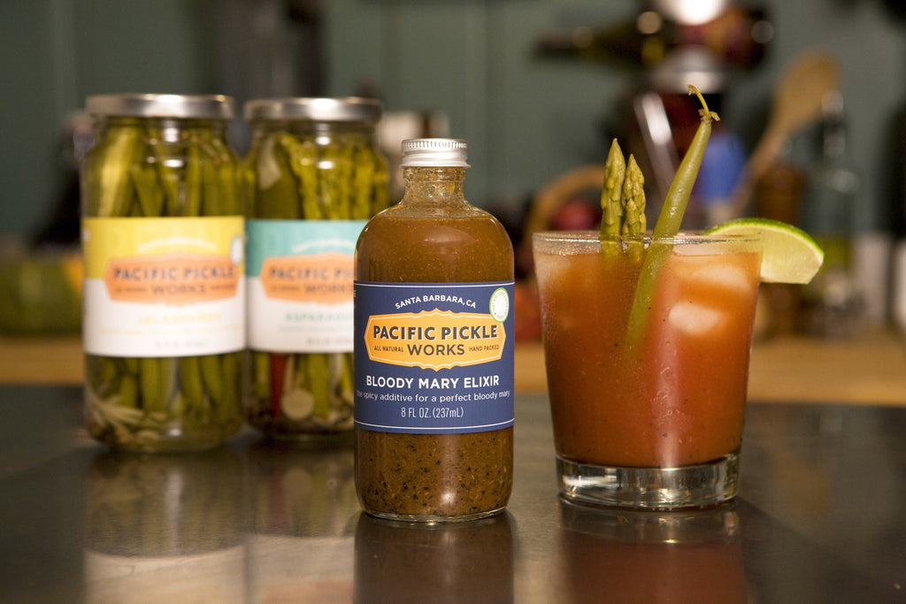Bloody Mary Elixir Drinks - Pacific Pickle Works, The Santa Barbara Company - 3