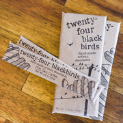Large Chocolate Bar - Local Delivery Only Snacks and Candies - Twenty-Four Blackbirds Chocolate, The Santa Barbara Company - 1