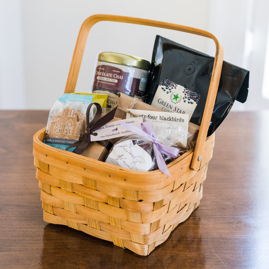 Coffee Break Gift Basket Gift Sets and Boxes - Assorted/Gifts, The Santa Barbara Company