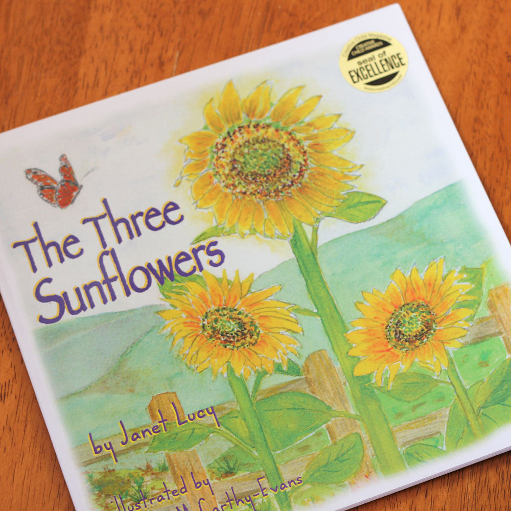 The Three Sunflowers Nature - Book Publisher, The Santa Barbara Company