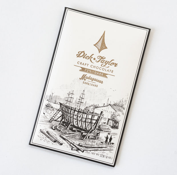 Dick Taylor Single Origin Dark Chocolate