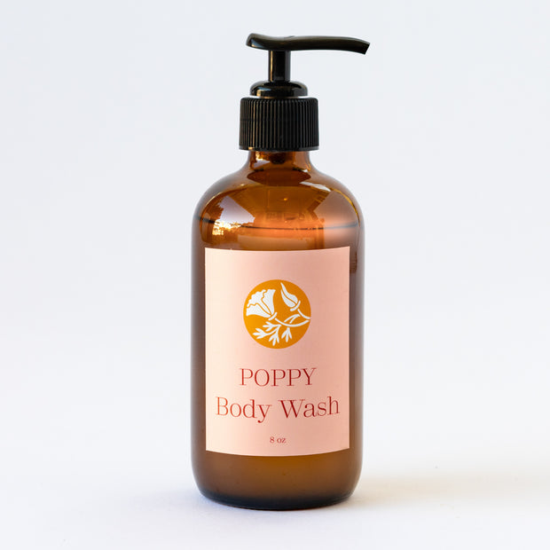 Poppy Body Wash