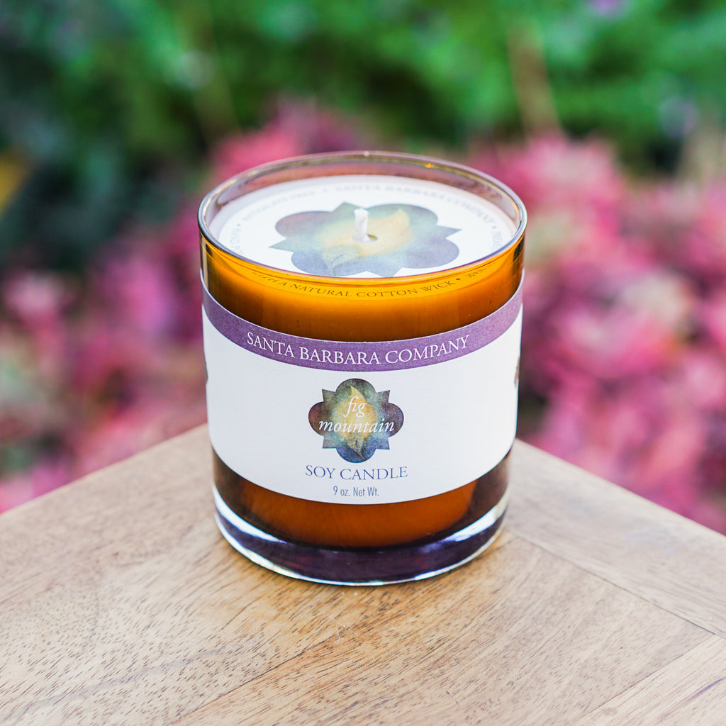 Fig Mountain Honey Tumbler Candle