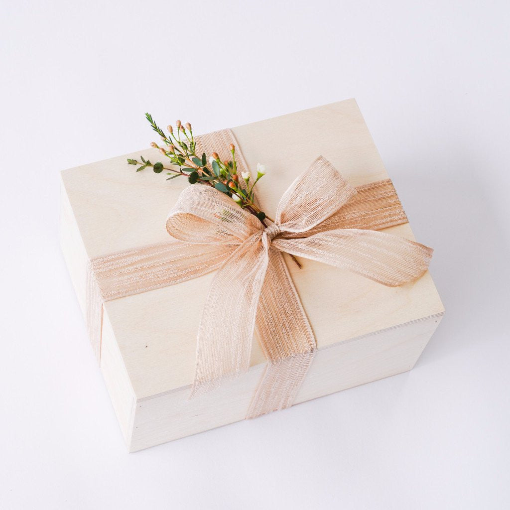 Wine Country Spa Gift Box