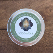 Mojito Travel Candle