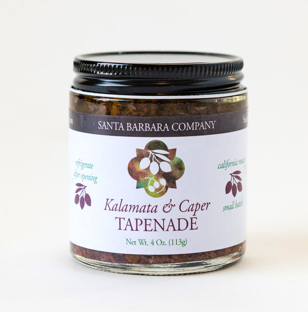 Kalamata and Caper Tapenade