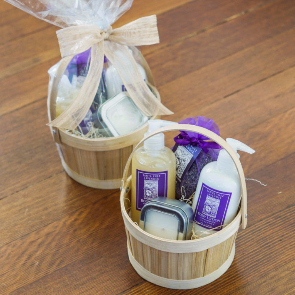 Luxurious Lavender Gift Basket Lavender - Assorted/Gifts, The Santa Barbara Company - 1