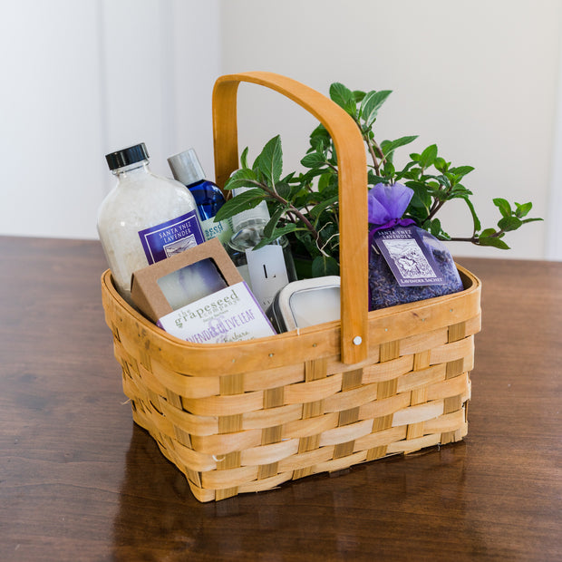 San Ysidro Herb Garden Gift Basket Gift Sets and Boxes - Assorted/Gifts, The Santa Barbara Company