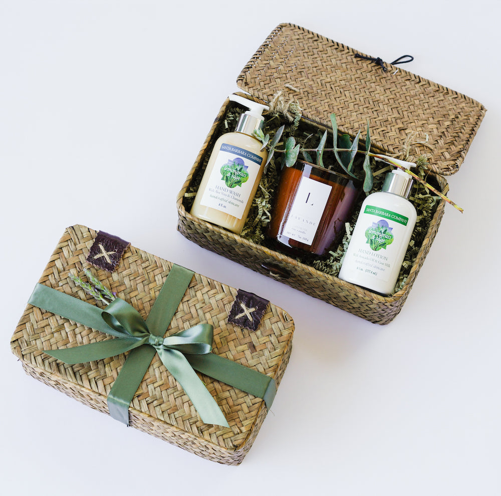 Soothing Gift Box Benefiting Casa Serena