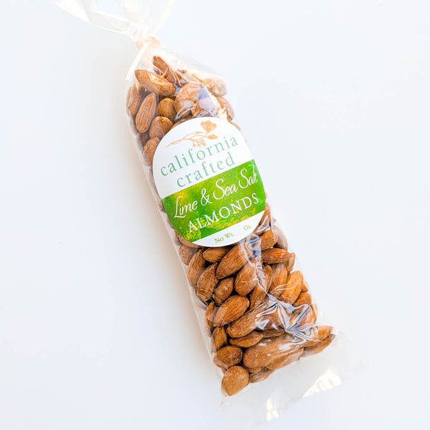 Lime & Sea Salt California Almonds