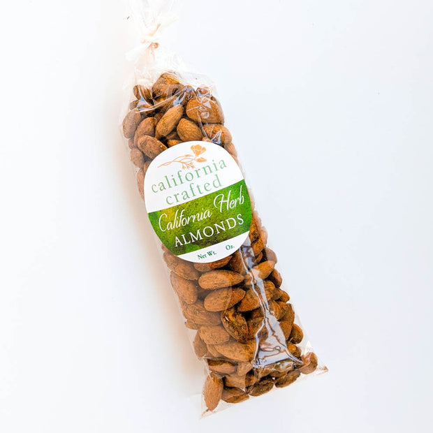 California Herb Almonds