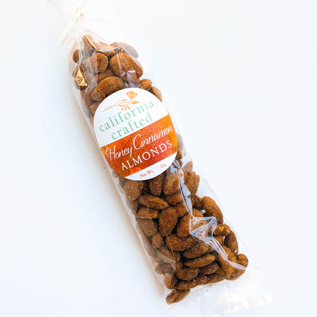 Honey Cinnamon California Almonds