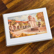Mission Vintage Note Cards Santa Barbara Note Cards - Found Image, The Santa Barbara Company - 1