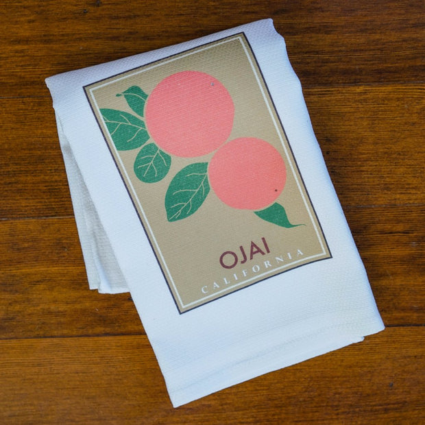 Ojai Citrus Kitchen Towel