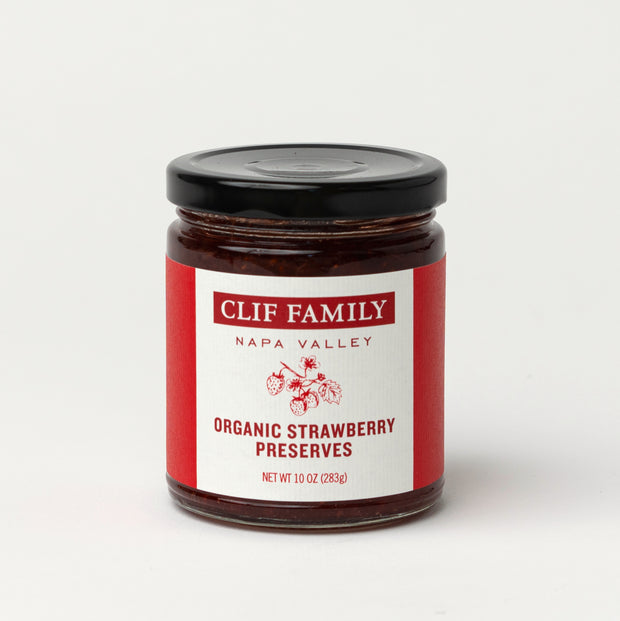 Organic Strawberry Preserves