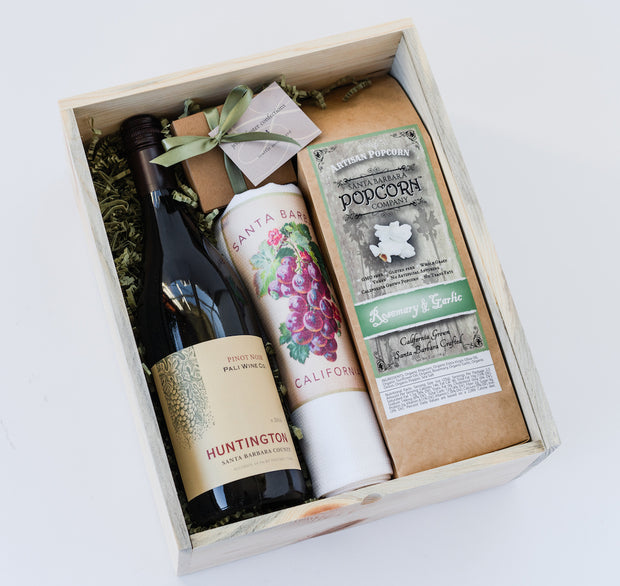 Pali Santa Barbara Wine Gift Box