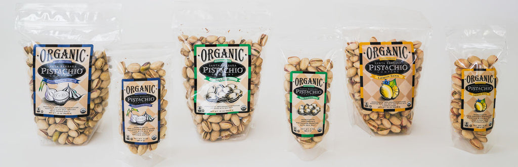 Santa Barbara Pistachios - Small bag Snacks - Santa Barbara Pistachios, The Santa Barbara Company - 2