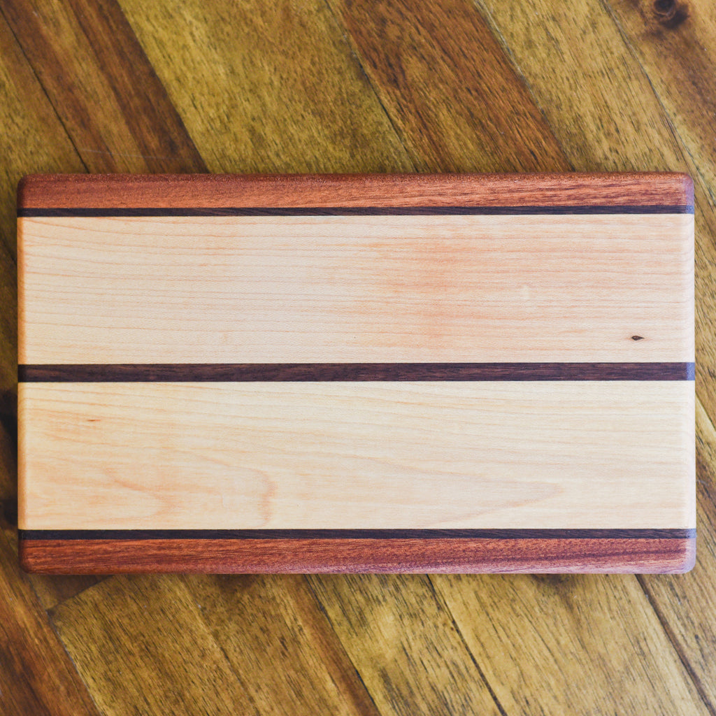 Santa Barbara Maple Cheese Board Cutting Boards - Santa Barbara Cutting Board Company, The Santa Barbara Company - 3