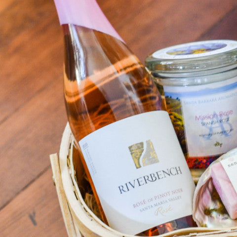 Riverbench Winery Rosé de Pinot Noir Wine - Riverbench Winery, The Santa Barbara Company - 2