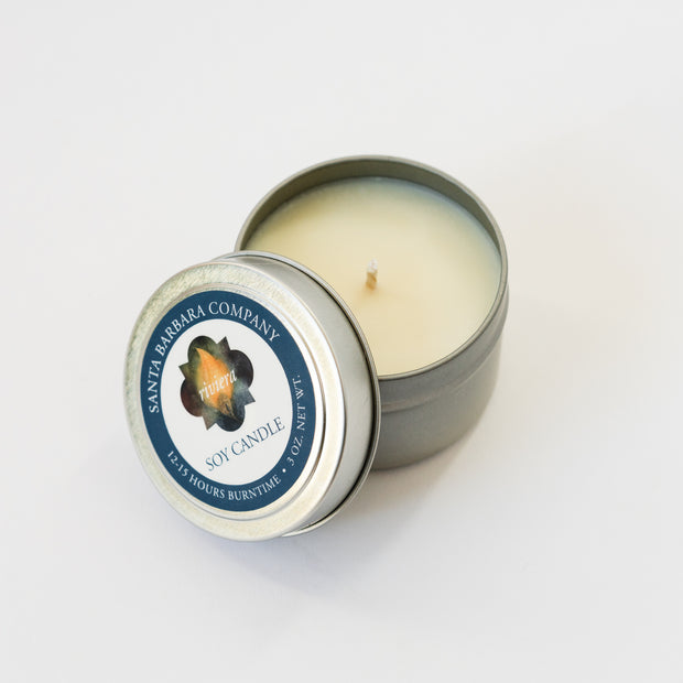 Riviera Travel Candle