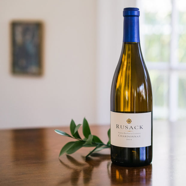 Rusack Santa Barbara County Chardonnay 2014 Wine - Rusack Vineyards, The Santa Barbara Company - 2