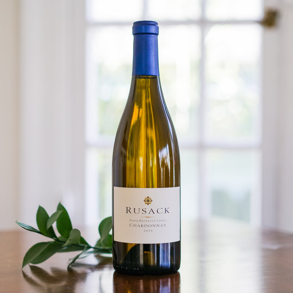 Rusack Santa Barbara County Chardonnay 2014 Wine - Rusack Vineyards, The Santa Barbara Company - 1