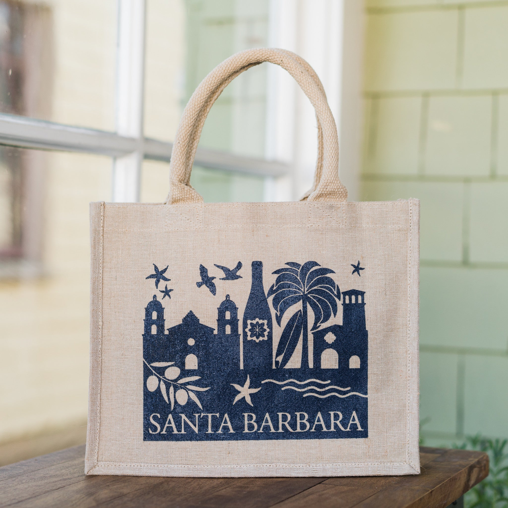 Only santa barbara gift bag santa barbara company only santa barbara gift bag gift sets and boxes assortedgifts the santa negle Choice Image