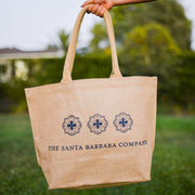 Santa Barbara Company Large Jute Tote Gift Sets and Boxes - The Santa Barbara Company, The Santa Barbara Company - 1