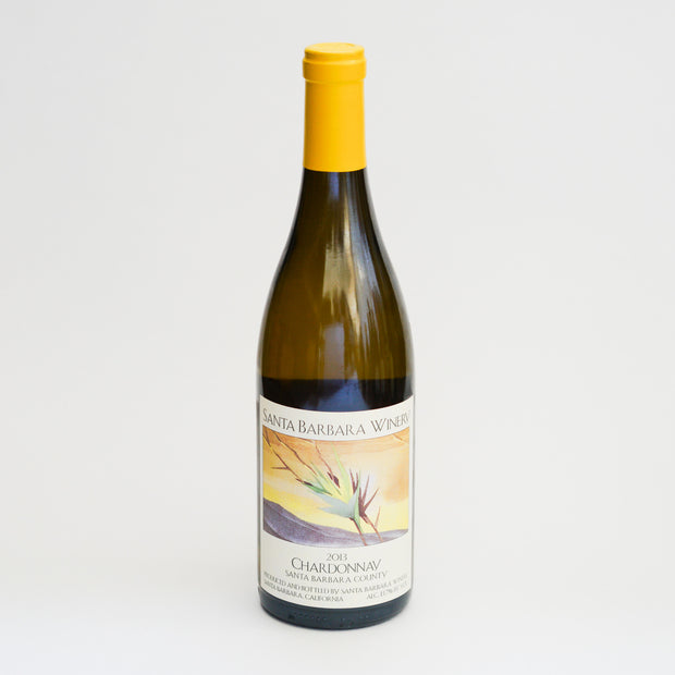 Santa Barbara Winery Chardonnay 2014 Wine - Santa Barbara Winery, The Santa Barbara Company - 1