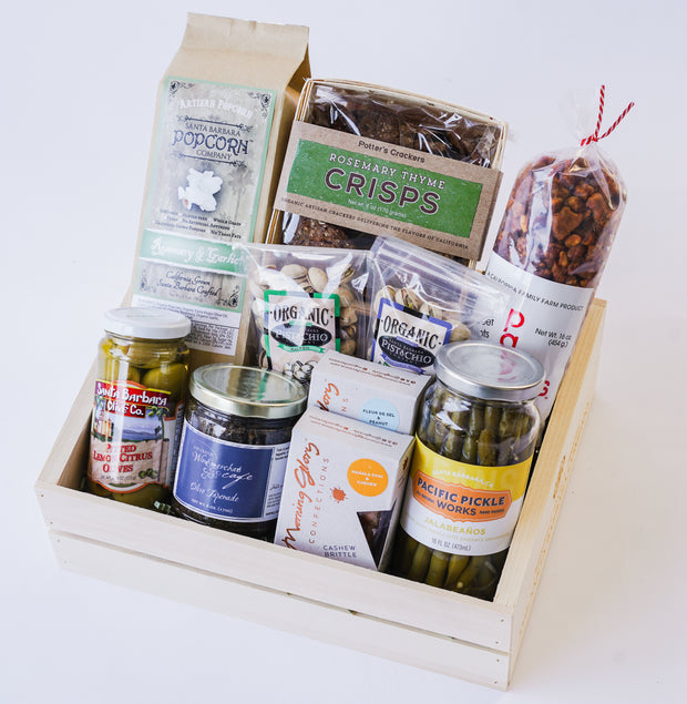 Snacks to Share Gift Box