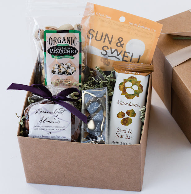 Sola Snacks & Treats Box