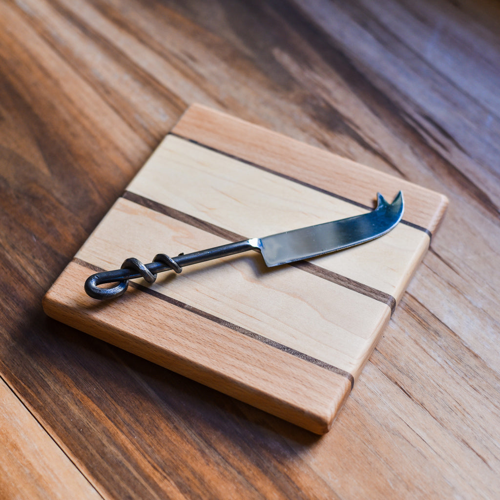 Cheese Board - Maple Square Cutting Boards - Santa Barbara Cutting Board Company, The Santa Barbara Company - 2