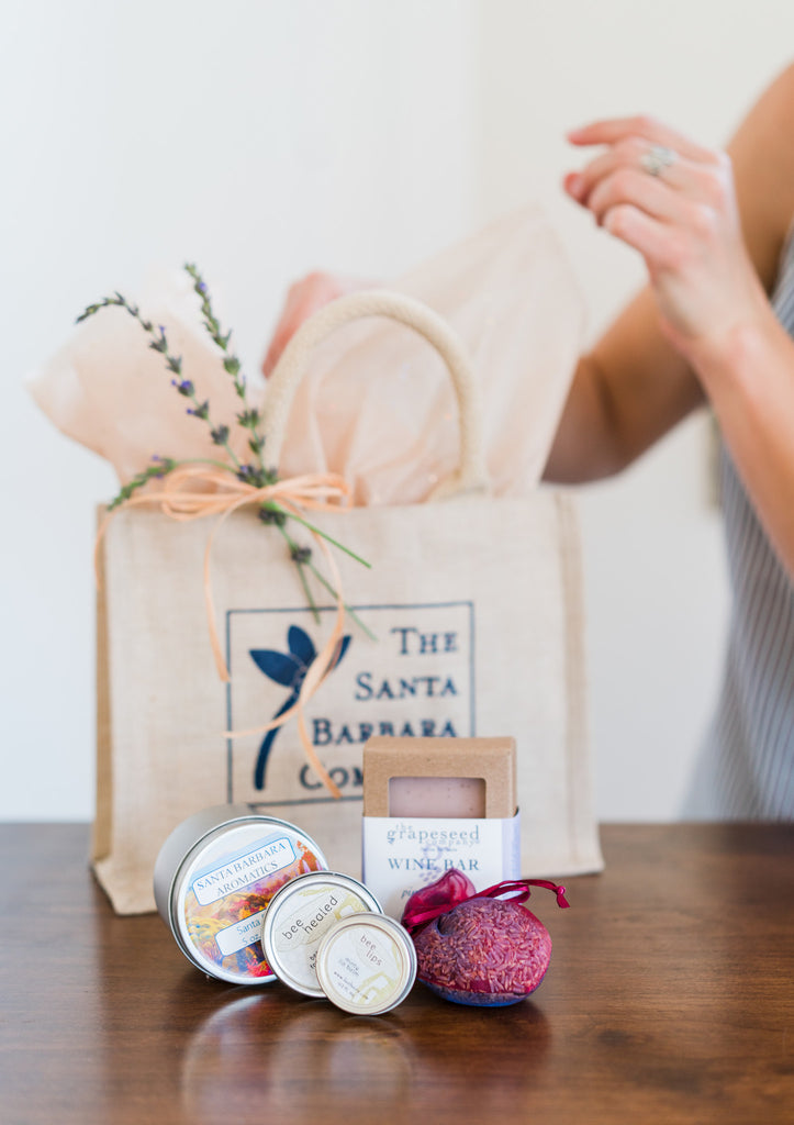 Create Your Own Gift Tote! Gifts - Assorted/Gifts, The Santa Barbara Company - 2